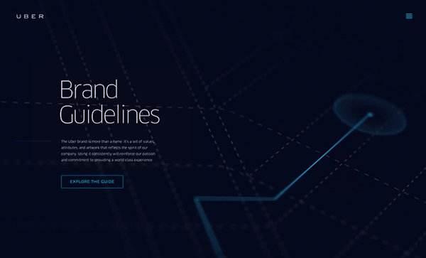 大气网站设计